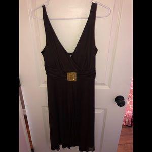 Dresses & Skirts - Brown Dress